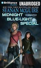 Seanan Mcguire MIDNIGHT BLUE SPECIAL Unabridged CD *NEW* FAST Ship!