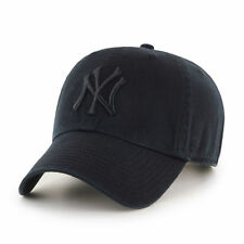 47 brand new men's new york yankees cap noir nettoyer bnwt