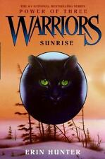 Warriors Power of Three: Sunrise 6 by Erin Hunter (2009, Hardcover)