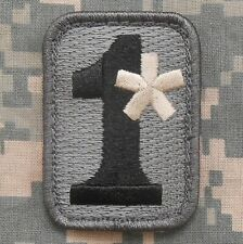 1* ONE ASS TO RISK ASTERISK ASSTERISK USA ARMY ACU VELCRO® BRAND FASTENER PATCH