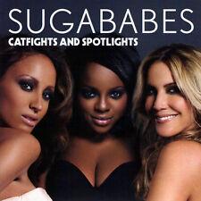 Sugababes Catfights And Spotlights CD Álbum Nuevo/Unplayed