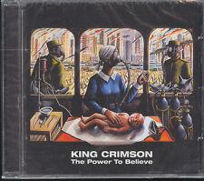 KING CRIMSON - THE POWER TO BELIEVE - CD (NUOVO SIGILLATO)