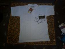 NEU** Adidas Poloshirt Gr. 152 Steffi Graf Shirt 80 er Jahre Sammler RARITÄT
