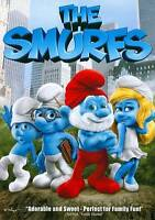 The Smurfs (DVD, 2011) DISC & ARTWORK ONLY NO CASE UNUSED CONDITION SHIPS FAST