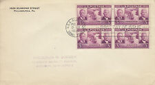 US Cover - FDC Sc # 856 (4)  - Anniversary Panama Canal  - US 6201