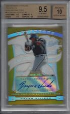 BGS 9.5 2009 Bowman Sterling Gold Ref Dayan Viciedo Auto /50