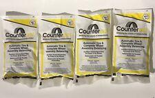 4 - 10oz Counteract Tire Balance Bead Bags