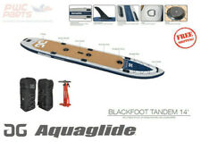 AQUAGLIDE Blackfoot Tandem I-Sup 14' Paddleboard Gonflable Paquet 58-5617114