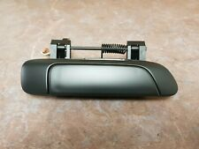 Genuine Honda Accord 5dr & 4dr Right Rear Door Outer Handle Black 1999 to 2002