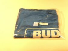 New Nfl Bud Light Blue Rally/Golf/Bar Towel 18x15