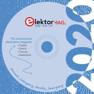 Elektor-DVD 2020  9789053813065