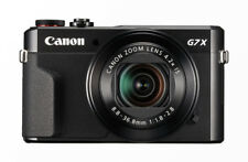 Canon PowerShot G7 X Mark II Digital Camera Black G7x MK 2
