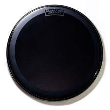 "Aquarian Reflector Bass Drumhead 20"" w/ Superkick Ring"