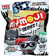 Dc Comics Funko Series 1 Mymoji Blind Bag Minifigure - 1 Blind Bag