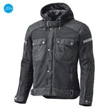 HELD Sommer Motorradjacke Bodie schwarz Urban Style Gr. L Wax Cotton Jacke NEU