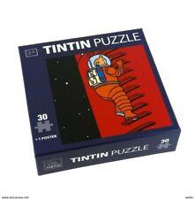 Puzzle Tintin Lune Echelle - Neuf sous cello.