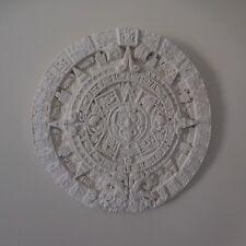 Disque mandala cercle calendrier solaire Incas reproduction fait main