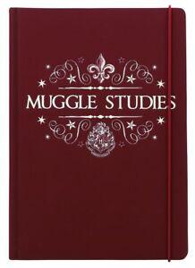 Harry Potter - Muggle Studies - Premium A5 Notebook