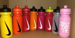 NIKE BIG MOUTH WATER BOTTLE PINK RED NEW!