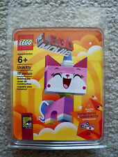 LEGO - Super Rare Exclusive - SDCC 2014 - The LEGO Movie - Unikitty