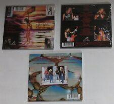 Omen lot of 3 2017 reissue digipacks CD Battle Cry Warning Of Danger The Curse