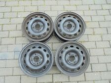 4x Ford Stahlfelgen 5,5Jx14ET47,5 4x108 Loch 2140807 Alcar 6360