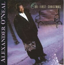 "Alexander O'Neal - Our First Christmas (7"" Tabu-Records Single Germany 1988)"