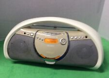 Vintage Sony PSYC Boombox ZS-YN7  CD Player MP3 AM/FM TESTED Sounds Great