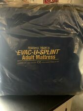 Evac-U-Splint Vacuum Mattress With Pump Ambulance Rescue Paramedic Emergency