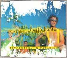 Heath Hunter & The Pleasure Company - Revolution In Paradise - CDM - 1996 - 5TR