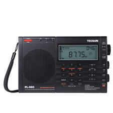 TECSUN PL-660 Radio FM-Stereo / MW/ LW/ SW/ SSB PL660 World Receiver UK SHIP