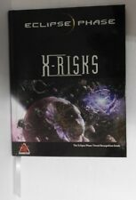 X-RISKS - Posthuman Studios ECLIPSE PHASE RPG Supplement Book