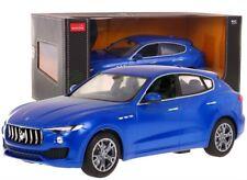 Rastar Radio Remote Control 1:14 Scale Maserati Levante Licensed RC Car In Blue