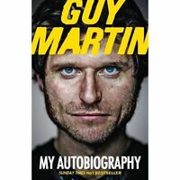 Guy Martin: My Autobiography by Guy Martin (Hardback, 2014) Signed Copy