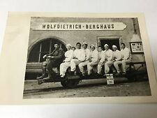 Postcard Wolldietrich Berghaus Salt Mines