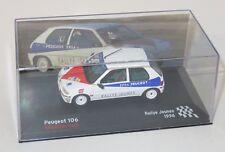 1/43 PEUGEOT 106 Rallye Jeunes FRANCIA 1996 S. Loeb
