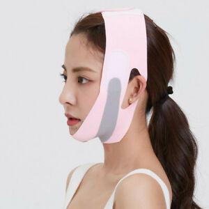 Face Slimming Belt Facial Cheek V-Line Firming Lifting Band Anti-Wrinkle Strap