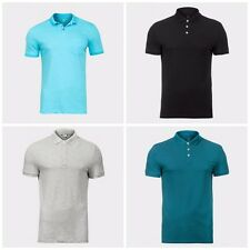 Men Polo Shirt New Ex Brand Short Sleeve Cotton Casual Top