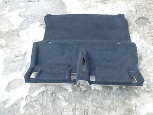 SMART CAR REAR CARPET