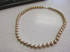Authentic Tiffany & Company Large 9 mm Ball or Bead Necklace 18 inch  Make Offer