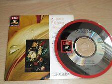 Autumn Releases 1990 Promotional CD EMI Reflexe REFL 1 Handel Mozart Schubert