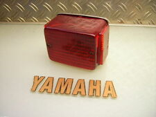 ORIGINALI YAMAHA XT 250 XT 550 XT 600 FANALE RETROVISORE stop rear lamp light taillight