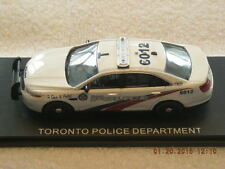FDS108 2014 Ford Toronto Police Department Police Car New In Box