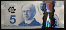CANADA 2013- $5 , Wilkins / Macklem : Serial # at Random. IND series See below..