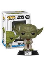 Funko Pop! Star Wars Yoda Figura de vinilo #269