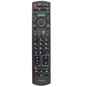 Replacement TV Remote Control For Panasonic N2QAYB000715