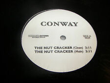 "Conway The Nut Cracker / The Struggle 12"" Single NM Motown 0629 PROMO"