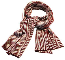 Doctor Who (John Hurt) WAR Scarf by Magnoli Clothiers