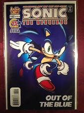 SONIC The HEDGEHOG Comic Book #160 May 2006 First Edition Bagged & Boarded  MINT