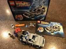 Lego Back To The Future Set